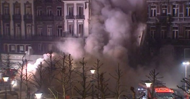 Day to day: 14 dead in gas explosion in Liège
