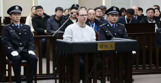 Death sentence against canadian in China : diplomacy with hostages?