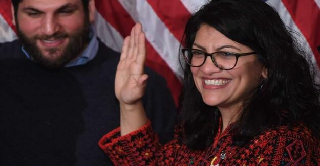 Democrat Rashida Tlaib : New US Deputy wants to provide for impeachment of son of a bitch, Trump