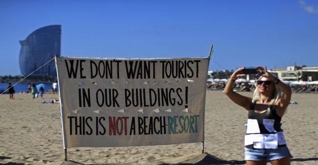 Despite protests – new turistrekord in Spain