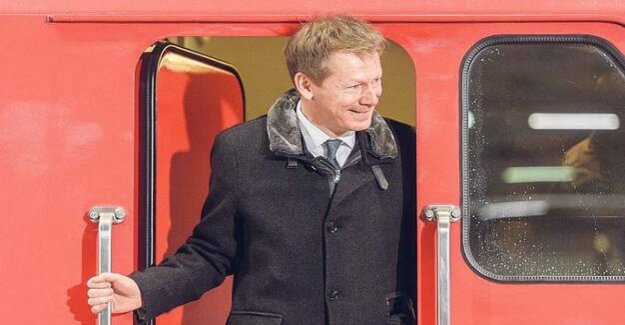 Deutsche Bahn in the crisis : be careful on the platform edge