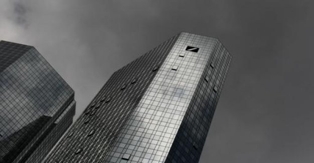 Deutsche Bank is deeply involved in tax scandal