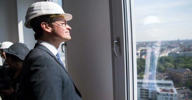 Deutsche Wohnen : in Berlin the Senate is behind a buy-back of flats