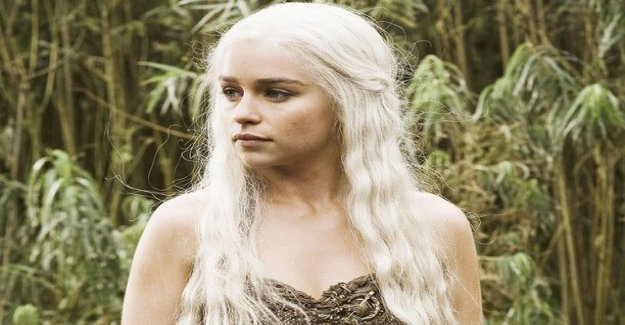 Did you notice? Game of Thrones daenerys would hair in every production season, the hidden message
