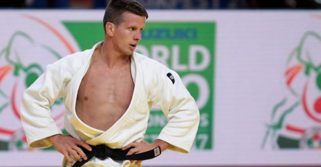Dirk Van Tichelt torn anterior cruciate ligament, european and world CHAMPIONSHIP in the affected