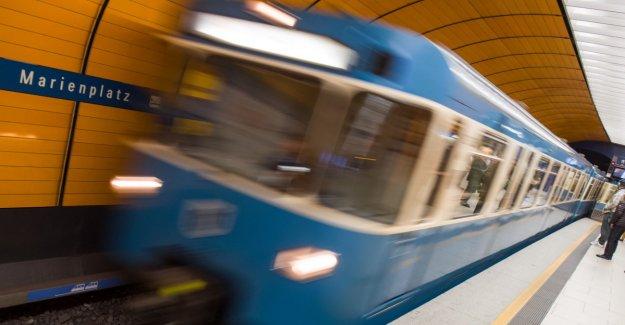 Disruption in traffic due to rail break at the Marienplatz