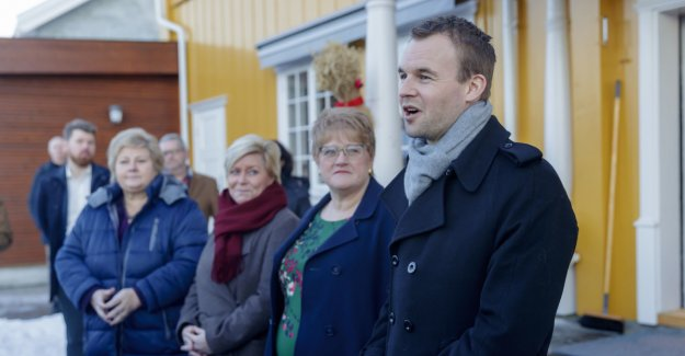 Dissension among the Better-fylkesledere about abortsakens importance