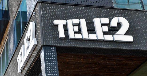 Disturbances in the Tele2 network