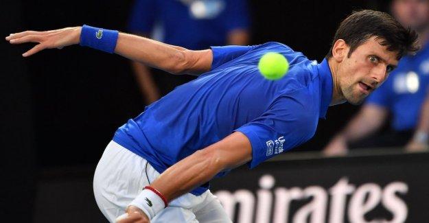 Djokovic on the Australian Open