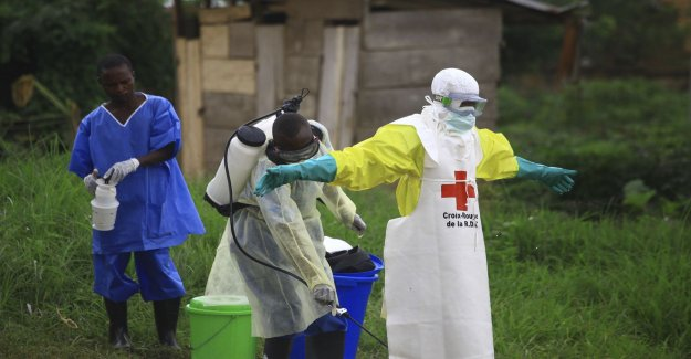 Doctor: the Brighter the situation of ebola in the world