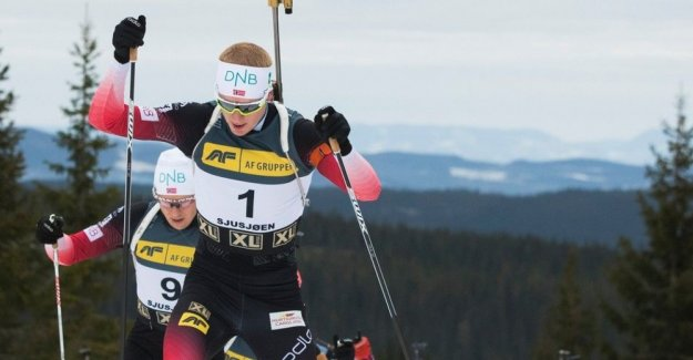 Double to the brothers Bø in Ruhpolding