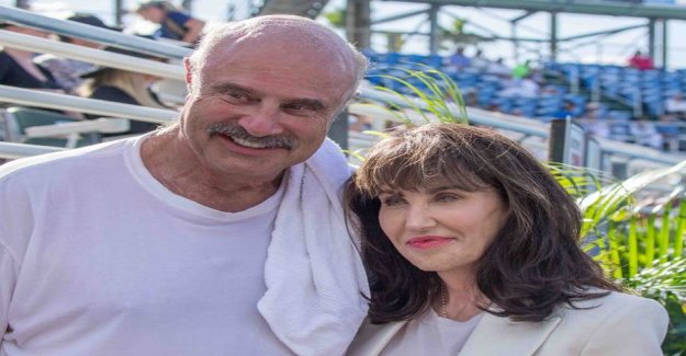 Dr. Phil's wife for an open marriage: I have never questioned in our lives