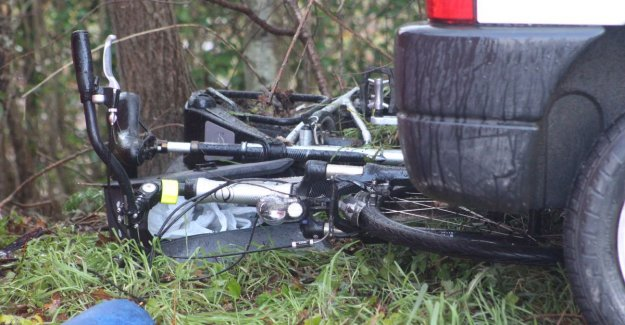 Driver asks acquittal for the fatal accident with a cyclist (60) in Beernem: surprised by ijsplek