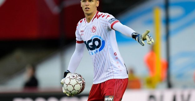 Droomtransfer on the slope: possible injury keeps deal Thomas Kaminski with Ghent against