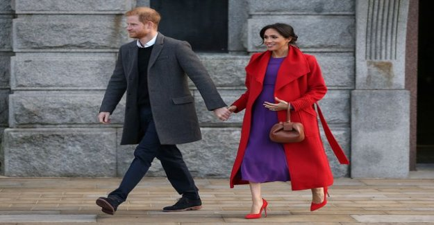 Duchess Meghan slipped firstborn of the calculated period of time: it is now six months pregnant