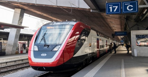 Due to SBB-Pannenzug: the Image of our long-distance transport suffers,