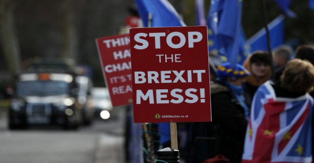EU parliamentarians want to prevent Brexit