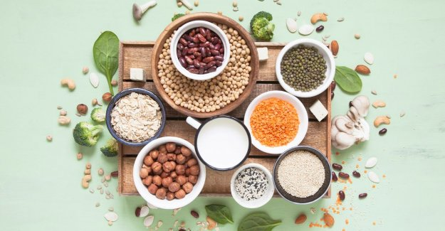 Easy-peasy vegan: plant-based diet is also packed with proteins