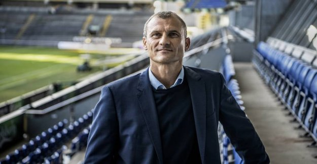 Ebbe Sand is similar on the rumors: - Have not heard from the Turkish club