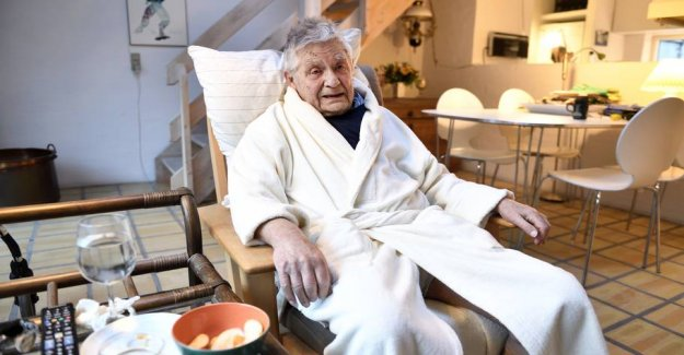 Einar may not get in nursing homes: Now gets his case taken up again