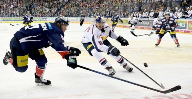 Eisbären Berlin of the football season 2018/19 : Live: Now already 0:3 in a home game against RB München