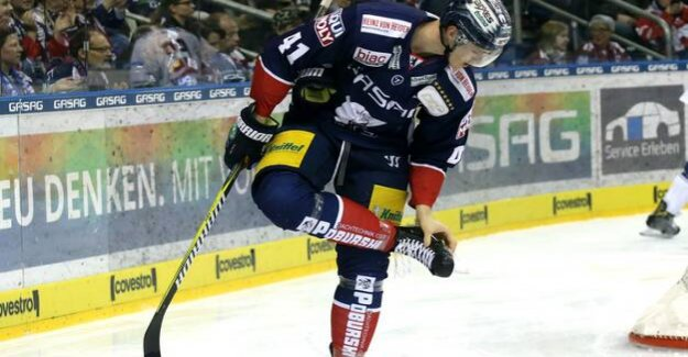 Eisbären Berlin of the football season 2018/19 : Now live on the Blog: polar bears against Straubing - 0:0