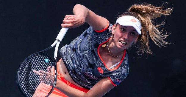 Elise Mertens of the place for a second-round Australian Open: I had to redo in my bubble