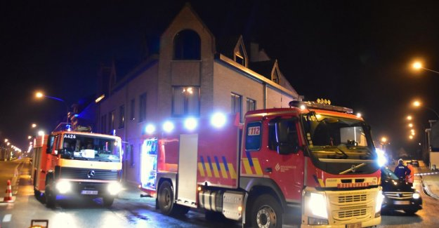 Els (46) is filled with fire in apartment