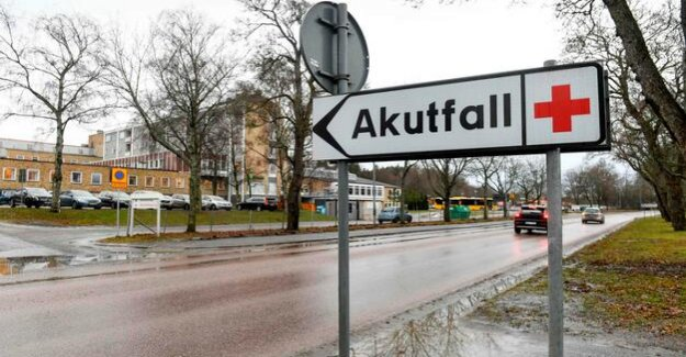 Emergency room closed : suspected Ebola Patient in Sweden