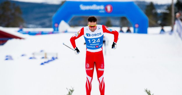 Emil Iversen won his first individual CHAMPIONSHIP gold: - I am proud