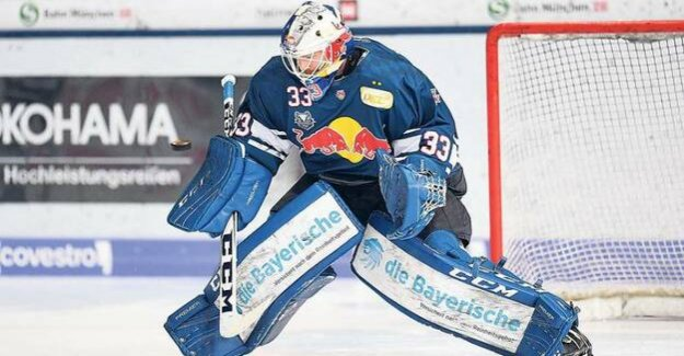 Equipment in ice hockey : a butterfly on the ice