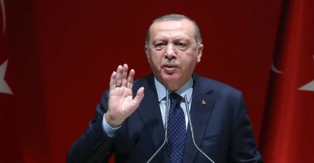 Erdogan and the Trump: a call to Twitter threat