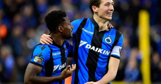 Ex-winners in the run-up to the Golden Shoe in their cards: The three of Genk will be points of each other decrease, and that is in favor of Vanaken