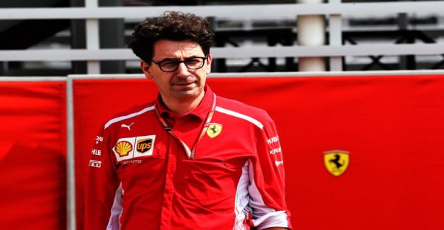 F1-expert harsh judgment for Ferrari: the technology guru of selecting a team manager was a huge mistake - Why would you do that?