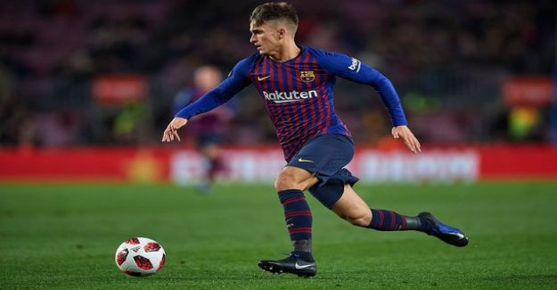 FC Barcelona revealed the transfer of accidentally - Denis Suárez remainder assets going to arsenal