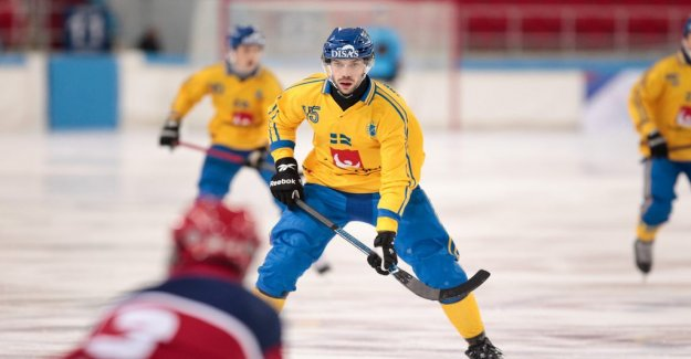 Fagerströms dream: world CUP gold on home soil