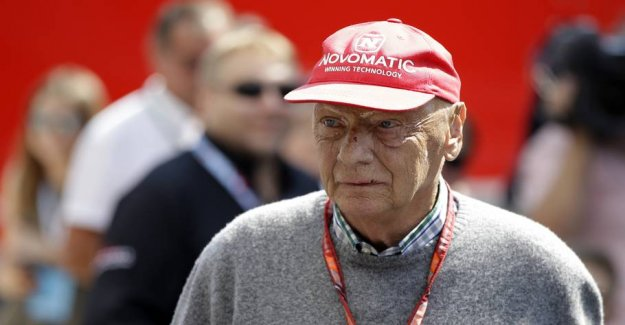 Fear for the Formula 1 legend's health: once Again admitted