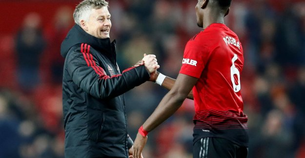 Fear that Solskjær is lost: - Lucky if he comes back