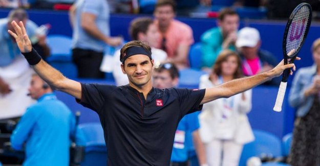 Federer leads Switzerland to new Hopman Cup triumph