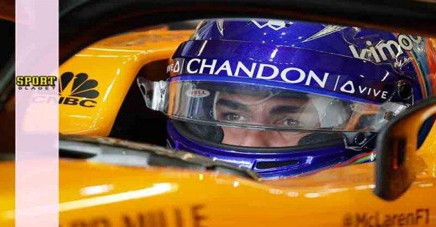 Fernando Alonso can run the Rally Dakar 2020