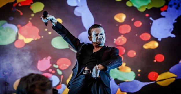 Festival town scores box: rock stars forgylder Odense