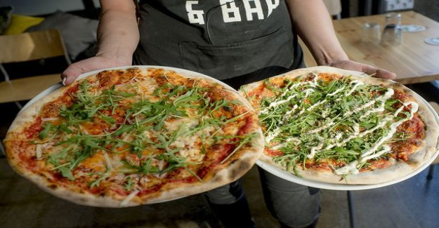 Finnish pizza flavors don't change - three toppings overwhelming favorite