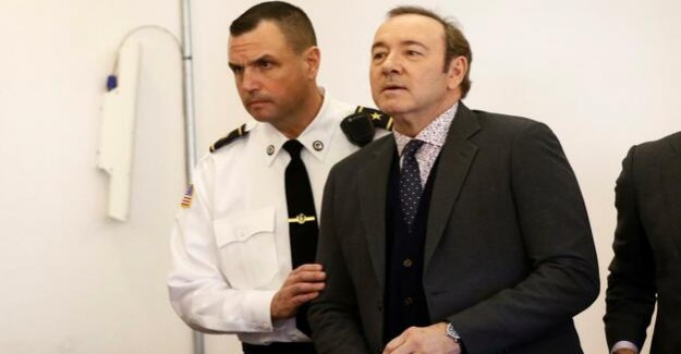 First court date : Kevin Spacey accused of sexual Assault accused of