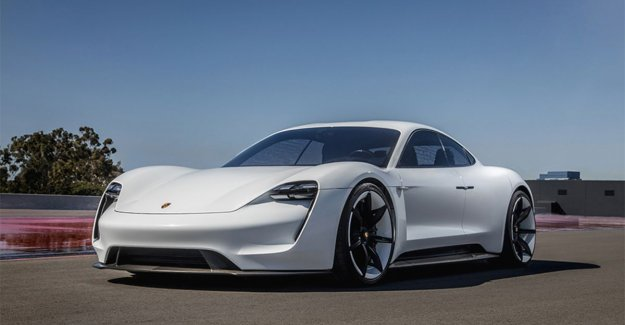 First electric Porsche can final Tesla-killer, thanks to lightning-fast charging time