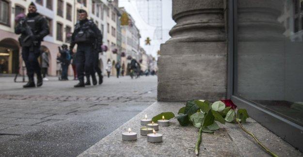 Five arrests due to attack in Strasbourg