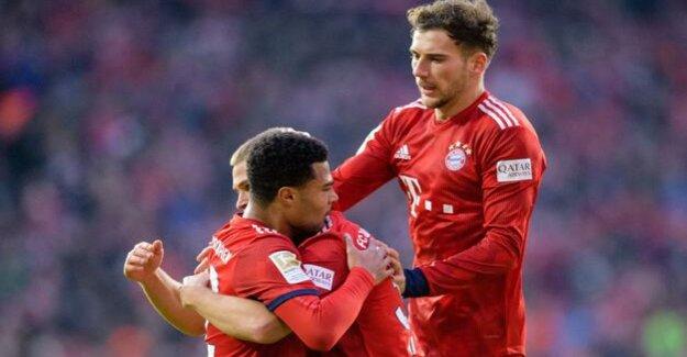 Football-Bundesliga : Bayern 4 wins:1 against Stuttgart