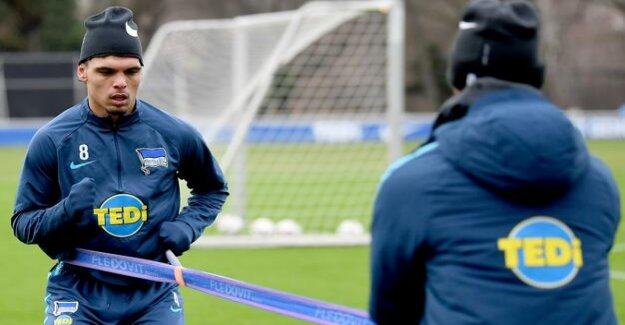 Football-Bundesliga : Karim Rekik is after a long break back at Hertha BSC