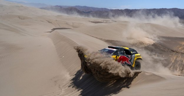 Fourth stage win for Sébastien Loeb in the Dakar, Toby Price takes the leadership among motorcyclists after giving Ricky Brabec