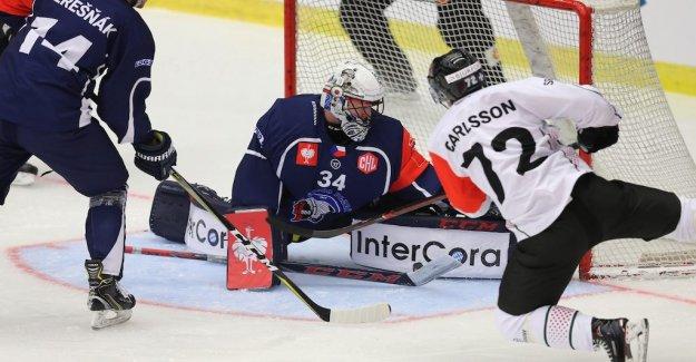 Frölunda clear for his fourth CHL-final