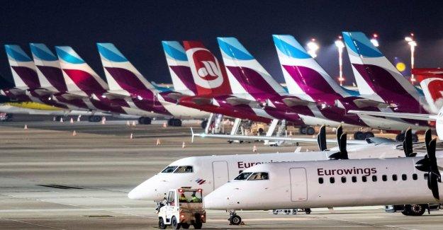 German flygplatsstrejk affects Arlanda and Landvetter